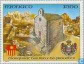Timbres-poste - Monaco - Monaco prince Adel Titre