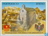 Postage Stamps - Monaco - Monaco prince Adel Title