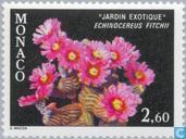 Postage Stamps - Monaco - Exotic Plants