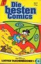 Die besten Comics 1 - Lustige Taschenbucher 1-118