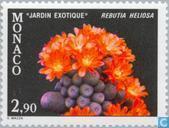 Postzegels - Monaco - Exotische planten