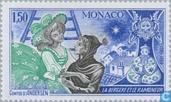 Postage Stamps - Monaco - Andersen, Hans Christian