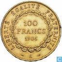 Frankrijk 100 francs 1906
