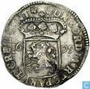Overijssel Silber Dukate 1699