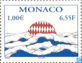 Postage Stamps - Monaco - Contemporary Art