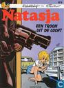 Comic Books - Natasja - Een troon uit de lucht