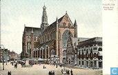 Groote kerk met Markt