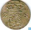 Monnaies - Gelderland - Gelderland 1792 penny arme à double
