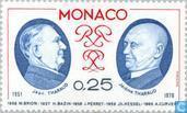 Briefmarken - Monaco - Literarische Board Monaco