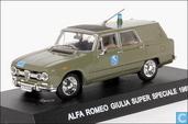 Alfa Romeo Giulia Super Speciale