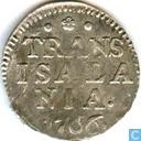 Overijssel broom penny 1766