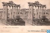 10-05. Rome - Forum. Temple de Saturne