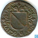 Utrecht haven or double penny 1578