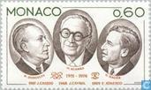 Postzegels - Monaco - Literaire raad Monaco