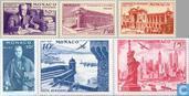 1947 Stamp Exhibition New York (MON 50)