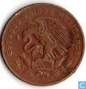 Coins - Mexico - Mexico 20 centavos 1964