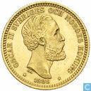 Sweden 20 kronor 1889