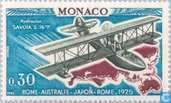 Briefmarken - Monaco - Fly to Rallye Monaco