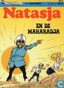 Strips - Natasja - Natasja en de maharadja