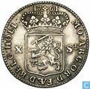 Holland 10 pence 1761