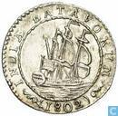 Dutch East Indies ¼ gulden 1802