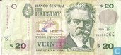 Uruguay 20 Pesos