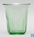 Glass / crystal - Kristalunie - Bambusa Vaas Vert-chine 130 mm