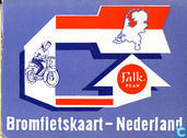 Bromfietskaart - Nederland