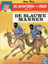 Comic Books - Nibbs & Co - De blauwe mannen