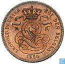 België 1 centime 1850