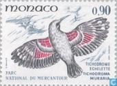 Briefmarken - Monaco - Vögel