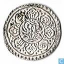 Tibet 1 tangka 1880 (type B)