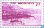 Gezichten op Monaco