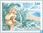 "Timbres-poste - Monaco - Officiel ""Paul et Virginie"""