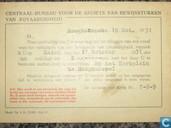 Oproep CBR 1931