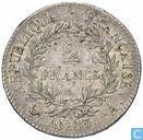 Frankreich 2 Franc AN 13 (A)