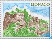 Postage Stamps - Monaco - Views of the Principality
