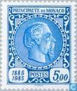 Postage Stamps - Monaco - Stamp Anniversary