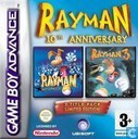 Rayman 10th Anniversary 2 Pack Limited Edition
