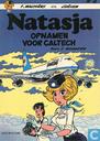 Strips - Natasja - Opnamen voor Caltech