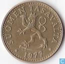 Finland 20 penniä 1977