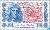 Postzegels - Monaco - Newton