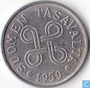 Finland 5 markkaa 1959