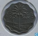 Irak 5 fils 1975