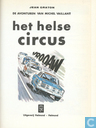 Comics - Michel Vaillant - Het helse circus