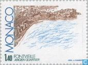 Postage Stamps - Monaco - Expansion Fontvieille