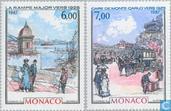 1987 Monte Carlo in de Belle Epoque (MON 596)