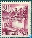 Postage stamps with no denomination