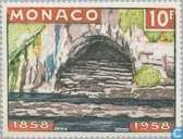 Postage Stamps - Monaco - Maria Lourdes Apparition