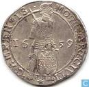 Camps silver ducat 1659